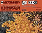 NO HERO #2 Wraparound