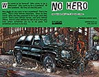 NO HERO #4 Wraparound