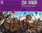 NO HERO #7 Wraparound