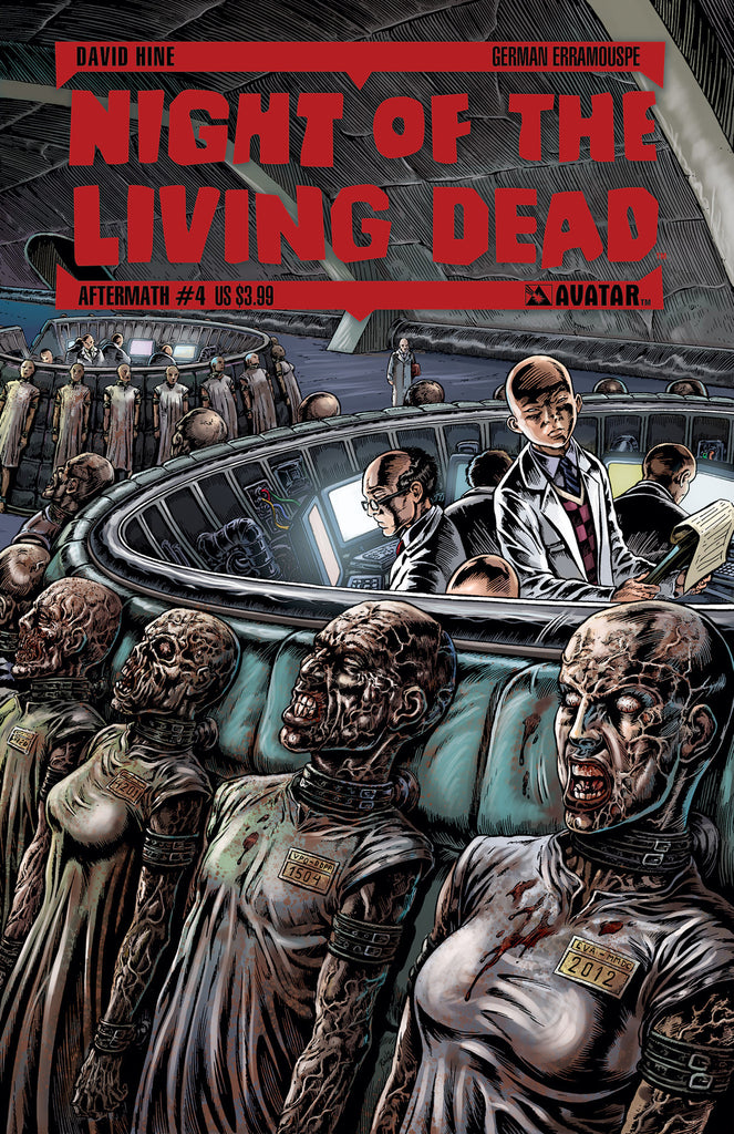 NIGHT OF THE LIVING DEAD: AFTERMATH #4 - Digital Copy