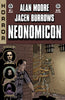 NEONOMICON #1-4 Auxiliary Remarqued Set - Signed by Alan Moore, sketch by Burrows