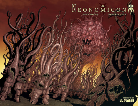 Alan Moore's NEONOMICON #2 Wraparound