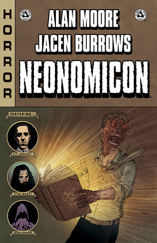 Alan Moore NEONOMICON Hardcover - New Edition