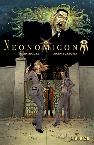 Alan Moore NEONOMICON TPB
