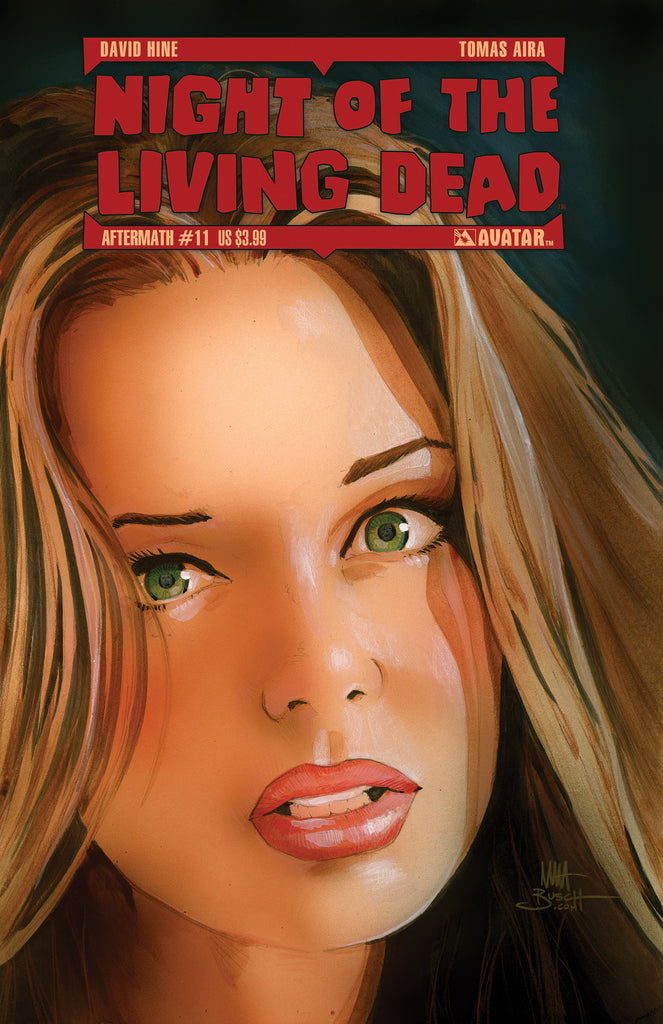 NIGHT OF THE LIVING DEAD: AFTERMATH #11 - Digital Copy