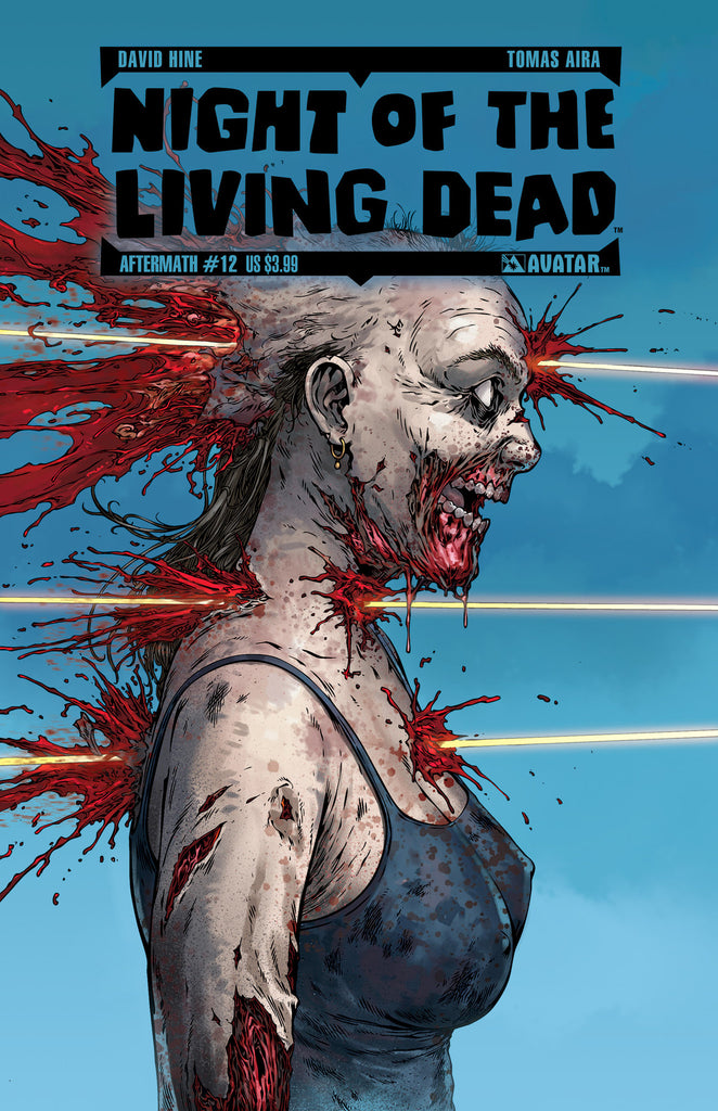 NIGHT OF THE LIVING DEAD: AFTERMATH #12 - Digital copy