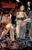 PANDORA: SHOTGUN MARY #0 VIP Set - w/ SIRENS NUDE Original Art