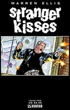 Warren Ellis' Stranger Kisses #2
