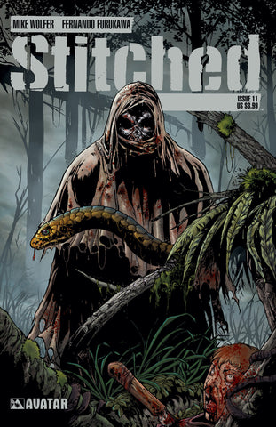 STITCHED #11 - Digital Copy