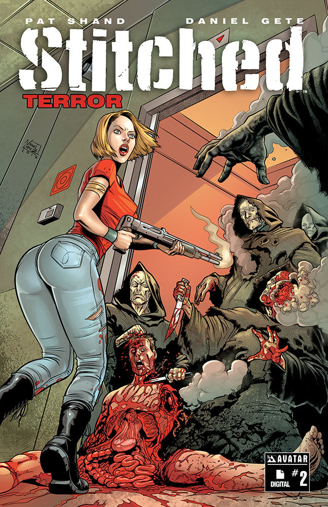 STITCHED: TERROR #2 - Digital copy