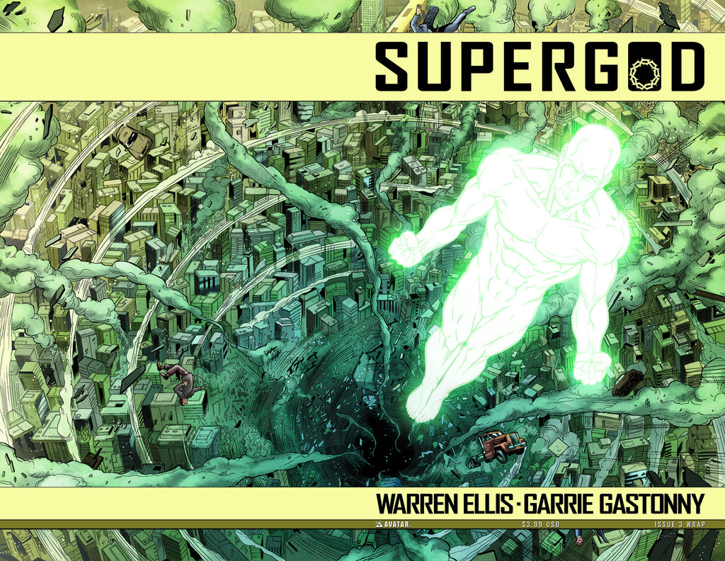 SUPERGOD #3 Wraparound