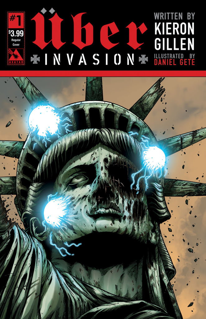 UBER: INVASION #1 Early Access Set (of 6 books)