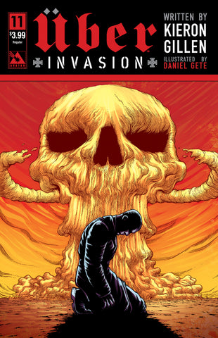 UBER: INVASION #11 - Digital copy