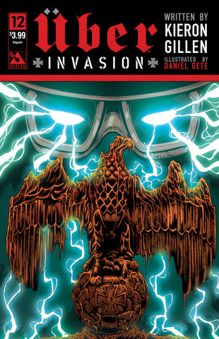 UBER: INVASION #12 - Digital Copy