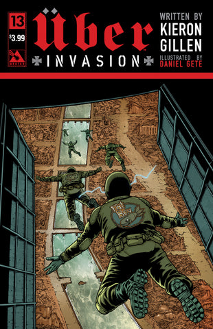 UBER: INVASION #13 - Digital Copy