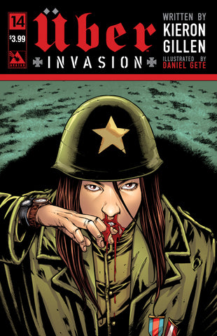 UBER: INVASION #14 - Digital Copy
