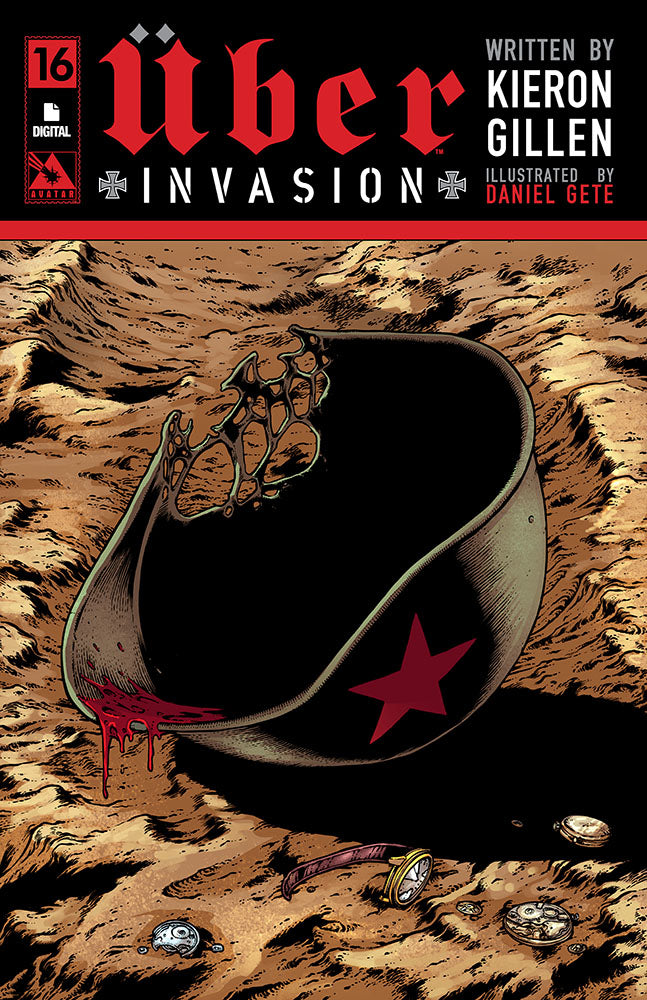 UBER: INVASION #16 - Digital Copy