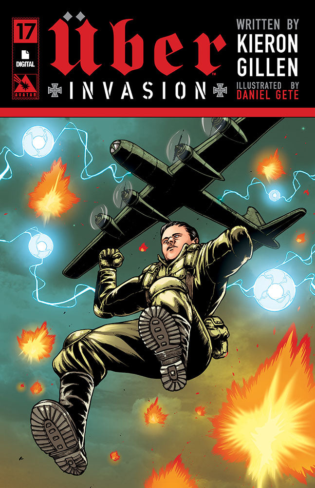 UBER: INVASION #17 - Digital copy