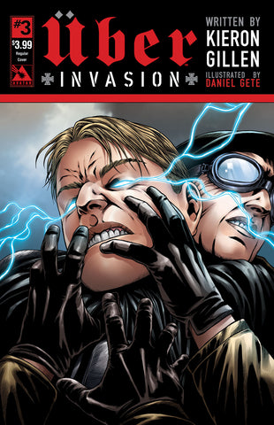 UBER: INVASION #3 - Digital Copy