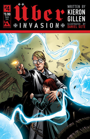 UBER: INVASION #4 - Digital Copy