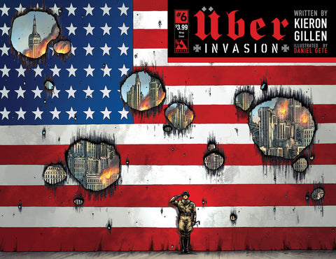 UBER: INVASION #6 Wraparound