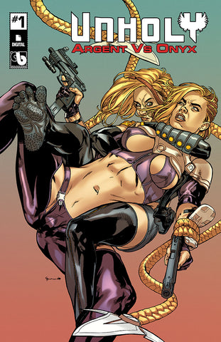 UNHOLY: ARGENT vs ONYX #1 - Digital copy