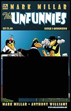 Mark Millar's The Unfunnies #1 Offensive