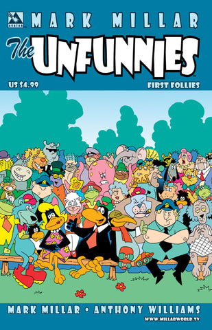 UNFUNNIES Bag Set