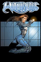 Witchblade #42 Cold Steel Edition