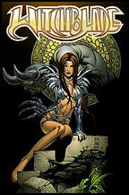 Witchblade #45 Demon Edition