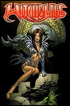 Witchblade #45 Demon Edition Ruby Red