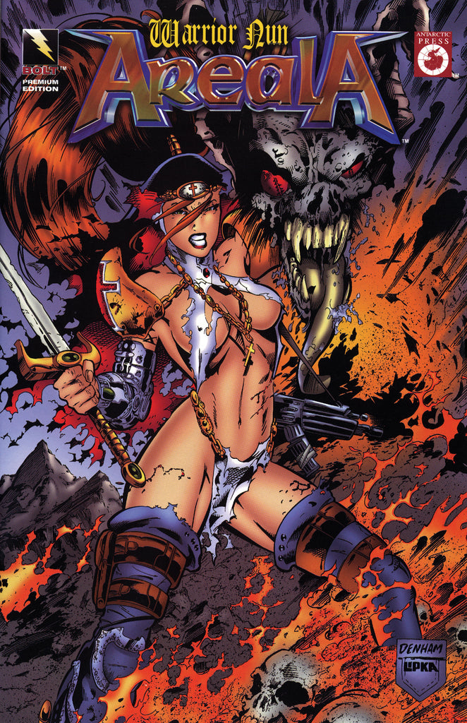 WARRIOR NUN: Bolt #1 (1997)