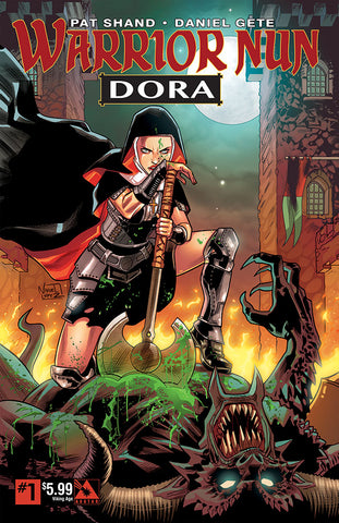 WARRIOR NUN: DORA #1 Viking Age