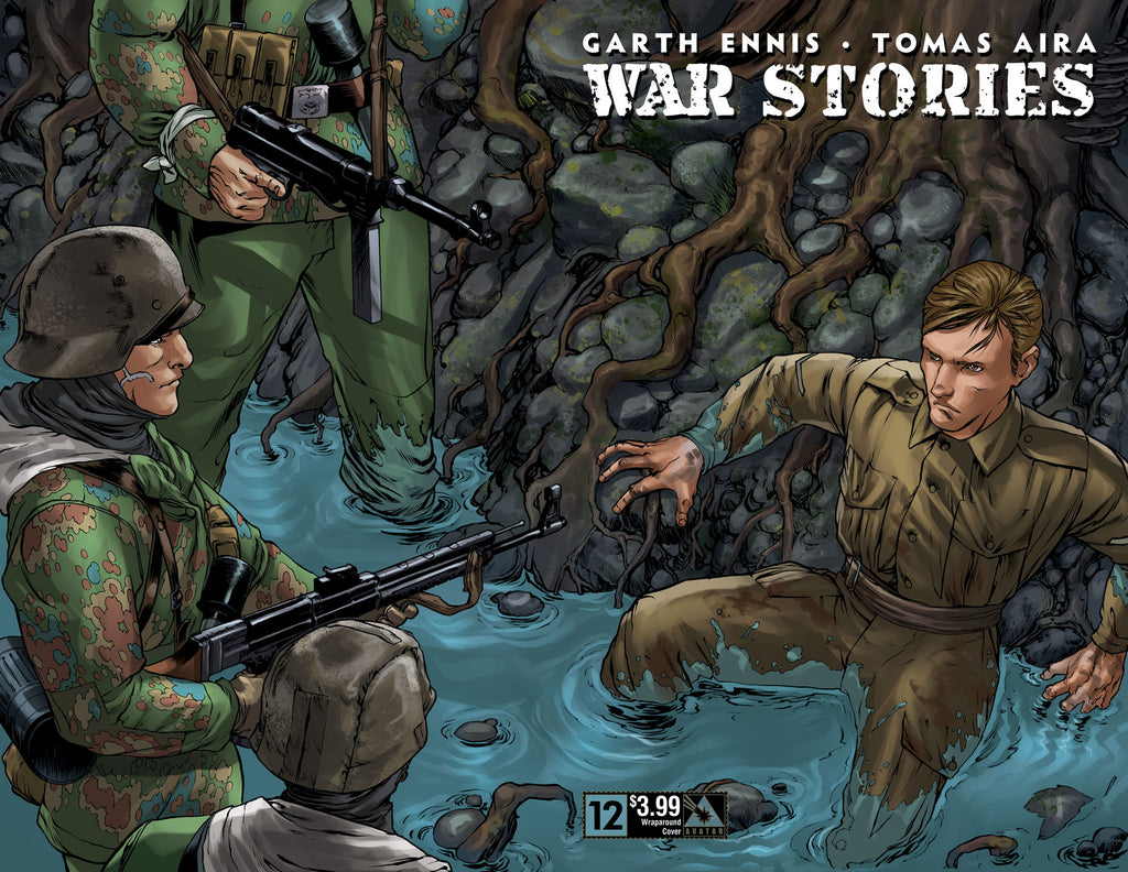 WAR STORIES #12 Wraparound