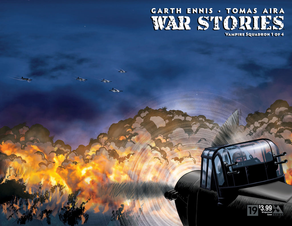 WAR STORIES #19 Wraparound