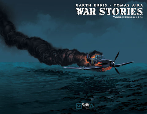 WAR STORIES #22 Wraparound