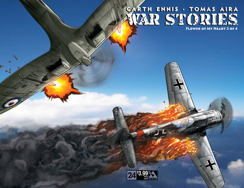 WAR STORIES #24 Wraparound