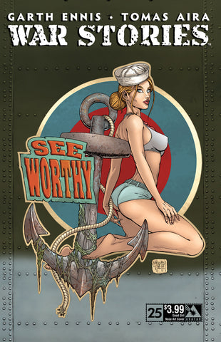 WAR STORIES #25 Good Girl Nose Art