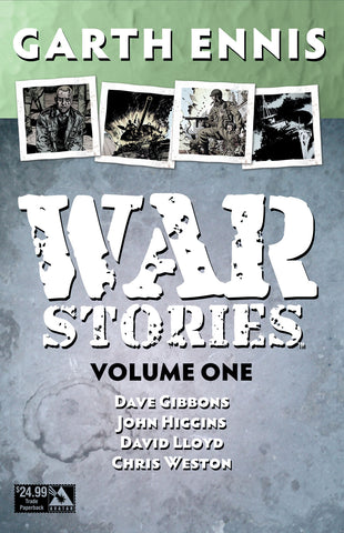 WAR STORIES VOL 1 TPB