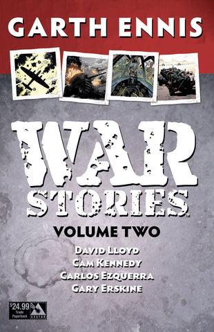 WAR STORIES VOL 2 TPB