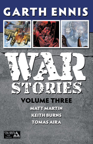 WAR STORIES VOL 3 TPB