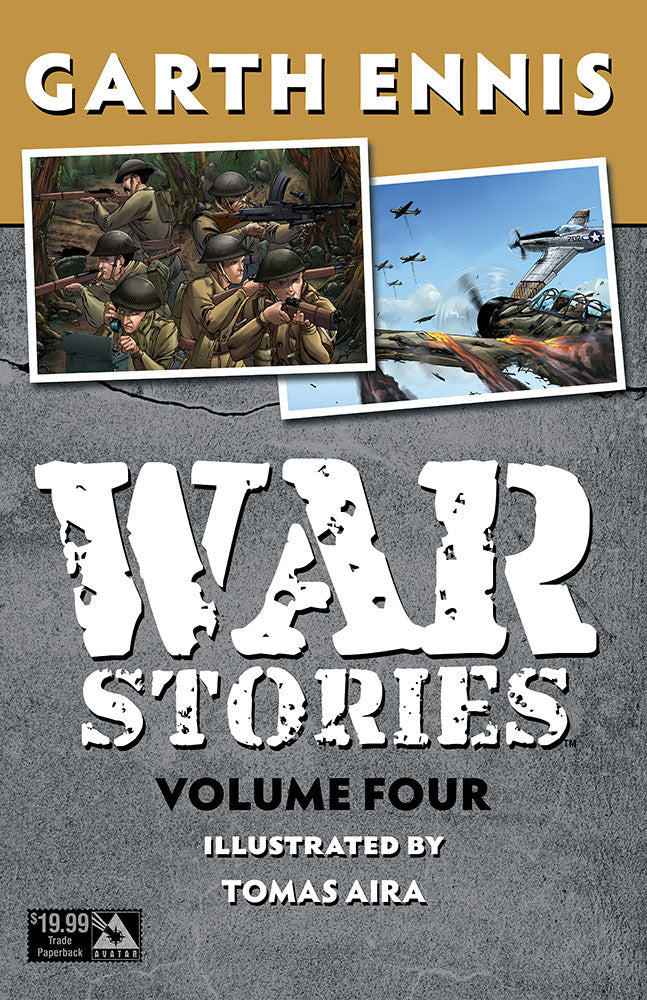 WAR STORIES VOL 4 TPB