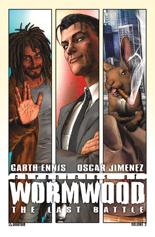 CHRONICLES OF WORMWOOD VOL 02 Hardcover