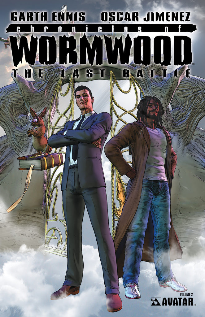 CHRONICES OF WORMWOOD TP VOL 02 THE LAST BATTLE