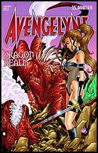 Avengelyne: Dragon Realm #1/2  Dying Breath Ed.