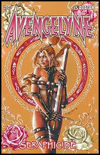 Avengelyne: Seraphicide #1 Carrie Hall