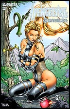 Avengelyne: Seraphicide #1 Adam and Eve