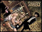 Joe R Lansdale's BY BIZARRE HANDS #1 Wraparound