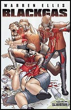 Warren Ellis BLACKGAS #2 Gore