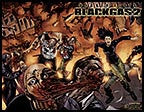 Warren Ellis' BLACKGAS 2 #2 Wraparound